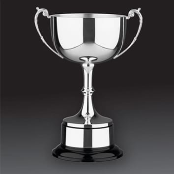 Cambridge Silver Plated Cup