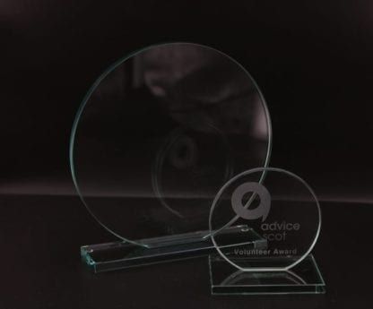 Circular Glass Award