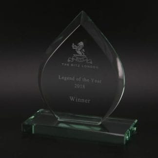 Dewdrop Glass Award