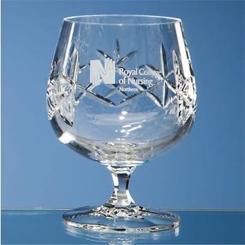 Flamenco Brandy Glass