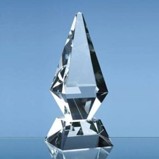 Glacier Crystal Glass Award