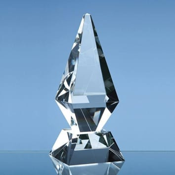 Glacier Crystal Glass Award