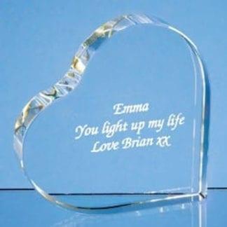 Heart Shaped Award