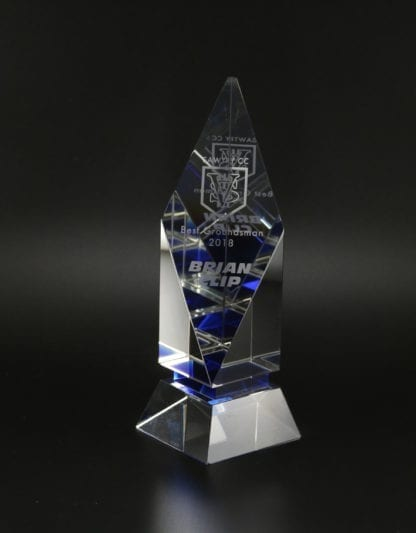 Blue Diamond Trophy