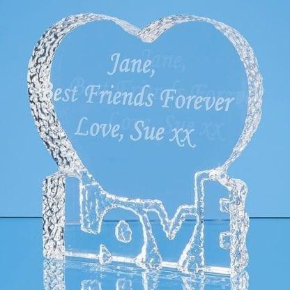 Love Glass Award