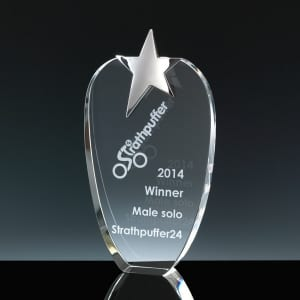 Opal Star Glass Award