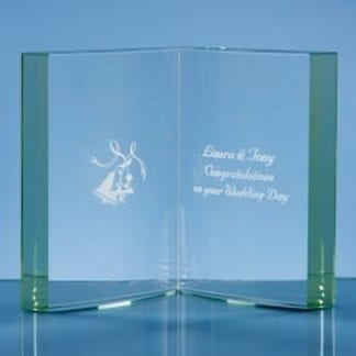 Open Page Glass Book Award