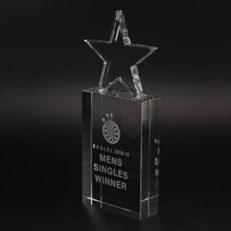 Rose Star Glass Award