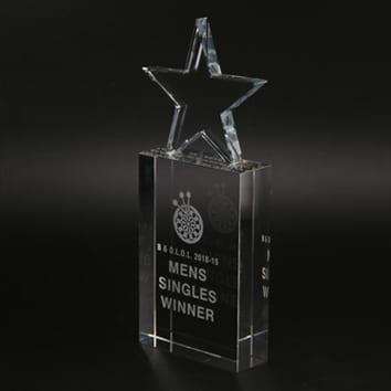 Rose Star Glass Award