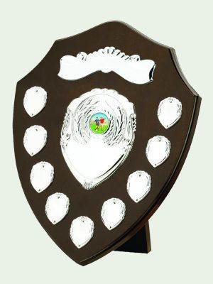 Dark Wood Annual Shield