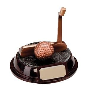 Golf Putter Trophy