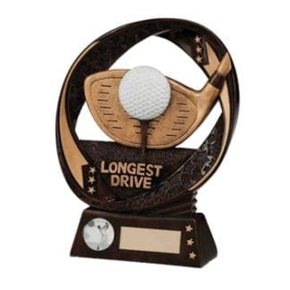 Longest Drive Trophy