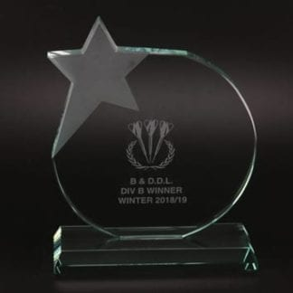 Union Star Glass Award