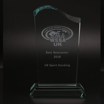 Wavey Glass Award