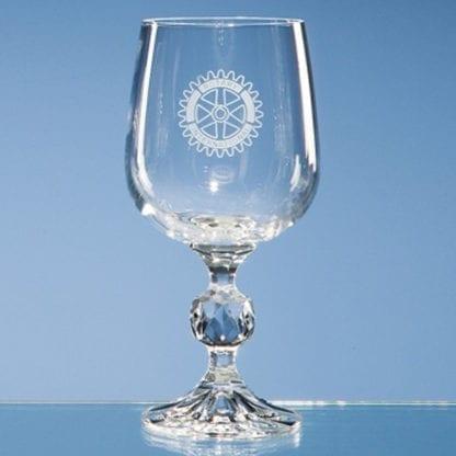 Claudia wine glass
