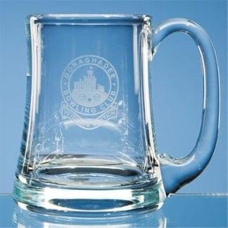 Aleman Glass Tankard