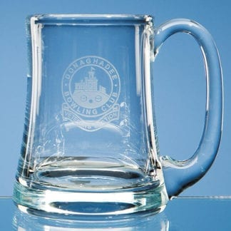 Aleman Glass Tankard