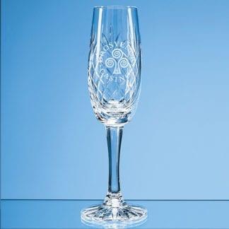 Glencoe Champagne Flute