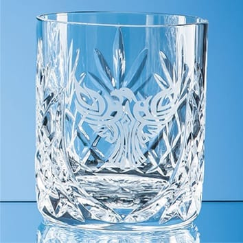Glencoe Whisky Glass