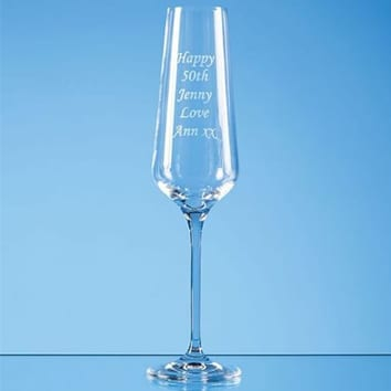 Infinity Champagne Flute
