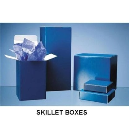 Skillet Boxes